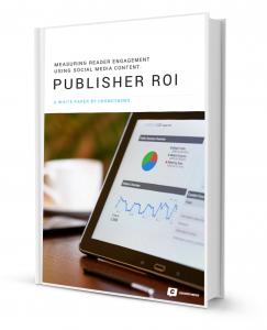Publisher ROI