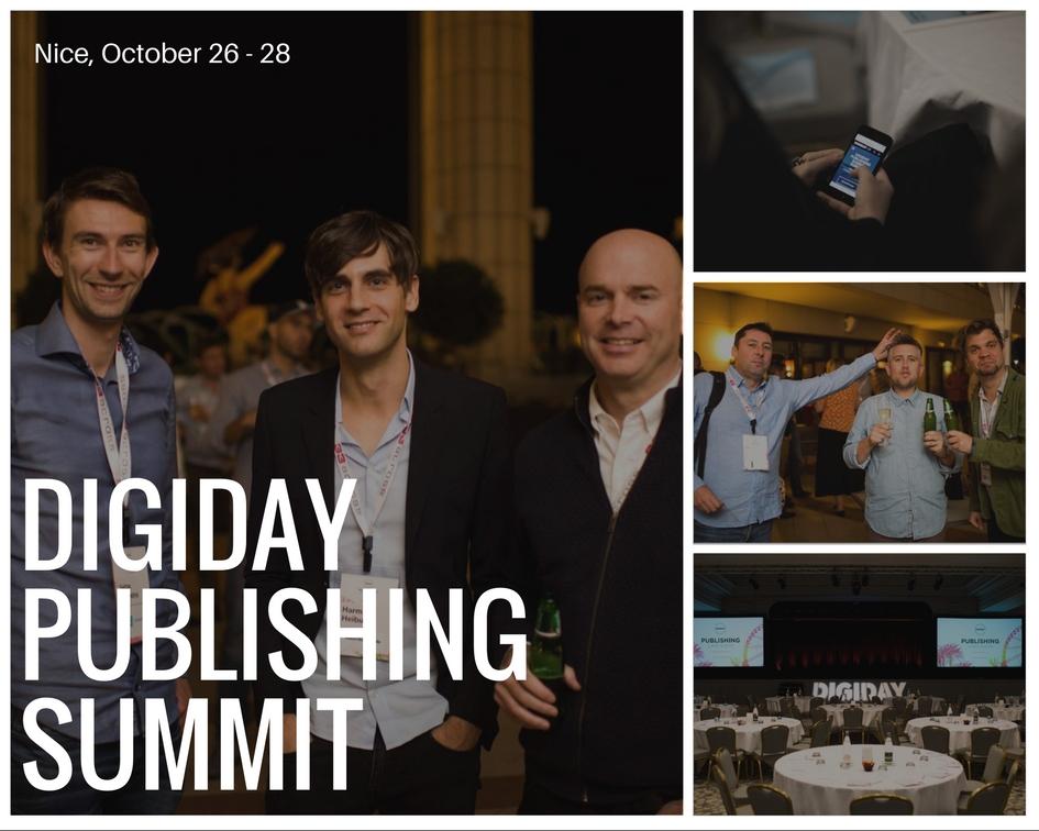 Digiday Publishing Summit