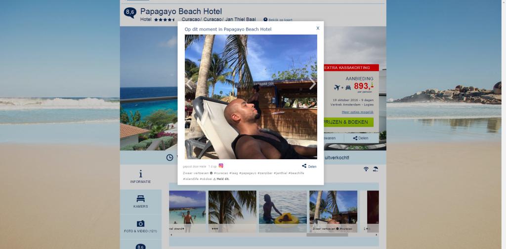 Papagayo Beach Hotel Cura Ef Bf Bdao